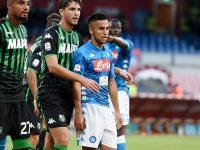 Parte la coppa Italia, per gli ottavi di finale c'è Napoli-Sassuolo