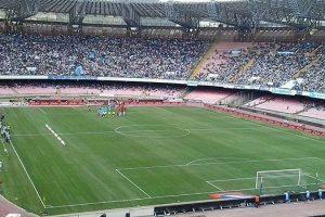 Napoli – Stadio San Paolo: incontro di calcio Napoli Sassuolo, la Polizia di Stato denunciatifoso