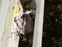 Atto vandalico di Capodanno a Casoria, incendiata la videocamera di una chiesa. Il parroco lancia un accorato appello sui social