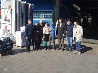 Il Pd sostiene la Cerbone Alluminio: incontro ieri al vertice tra l'azienda e gli esponenti del partito, tra cui l'ex sindaco