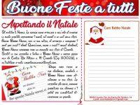 """""""Casoria Alza la Voce"""" premia le letterine di Natale dei bambini."""