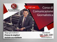 """Al via il corso gratuito di """"Comunicazione Giornalistica"""""""