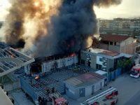 Incendio ieri a Casoria: quali saranno le conseguenze per i residenti?