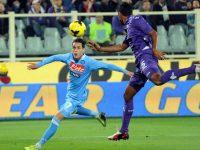 Fiorentina-Napoli per la 23°giornata di Serie A, la prima senza Hamsik