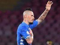 Il Napoli ritrova la vittoria, ma saluta Hamsik. Lo slovacco chiuderà la carriera in Cina