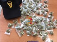 Afragola: Arrestato 45enne per droga nel Parco Verde di Caivano dalla Polizia