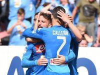 Napoli-Torino in campo per la 24°giornata domenica alle 20:30