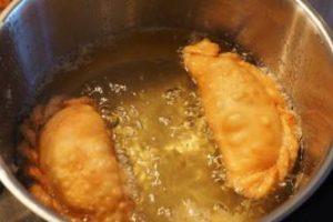 L'olio della frittura è cangerogeno: ecco perchè