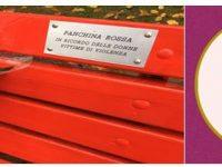 La Panchina Rossa, simbolo di memoria e speranza di un futuro migliore per le donne