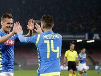 Buona la prima contro il Salisburgo, il Napoli con un piede nei quarti di Europa League