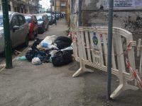 Il cittadino segnala!  Mancata rimozione dei rifiuti in via Kennedy a Casoria!