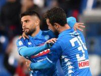 Sassuolo-Napoli: 1-1 vetta sempre più lontana, ma inseguitrici più vicine