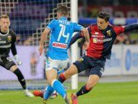 Napoli Genoa 1/1 : il Napoli stacca la spina da questo campionato