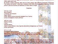"""Rassegna letteraria """"IN-CHIOSTRO"""": la biblioteca provinciale francescana """" San Ludovico da Casoria """" incontra gli autori napoletani"""