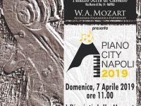 NAPOLI: PARTE IL PIANO CITY NAPOLI 2019, TANTI GIOVANI TALENTI CASORIANI PRESENTI AL'EVENTO