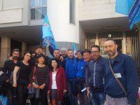 """Proteste fuori al comune di Casoria. I dipendenti Omega service proclamano:""""Vogliamo chiarezza!"""""""
