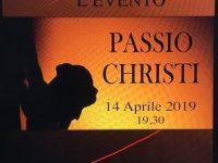 La Parrocchia San Giustino de Jacobis organizza l'evento Passio Christi.
