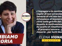 """Politica Casoriana è scontro. La candidata Elena Vignati del M5s espone i 15 punti """"cardine"""" del suo programma per Casoria"""