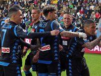 Spal-Napoli: 1-2 con i gol di Allan e Mario Rui