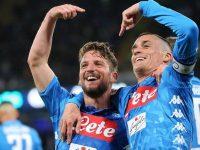 Un bel Napoli schianta l'Inter e saluta nel migliore dei modi il San Paolo