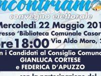 Casoria: convegno elettorale