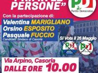 """""""Prima le persone"""", Fuccio ritorna a Via Arpino"""