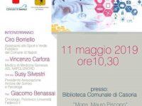 """La Sanità in Campania: """"Tra Presente e Futuro"""". Il dibattito che si terrà nella biblioteca di Casoria."""