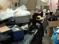 Lotta alla contraffazione: importante operazione delle Fiamme Gialle a Casoria e Acerra.