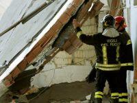 Riceviamo e pubblichiamo: crollato un solaio nel centro storico, chiusa Via Rocco