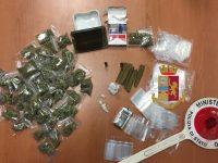CASORIA: 17ENNE ARRESTATO DALLA POLIZIA DI STATO PER DROGA