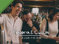 Federa & Cuscini a Terranostra. Il progetto Neapolitan – Folk di Federica Vezzo nella nostra città