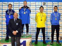 La stella nascente del Karate di Casoria: l'atleta dodicenne Loris Piscopo conquista il primo posto.