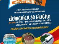 Casoria universiadi 2019 :lo sport scende in strada per educare i giovani