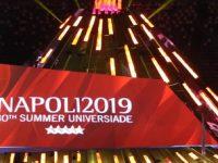 Napoli: Chiusa la 30esima edizione delle Universiadi.