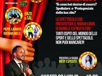 """Riceviamo e pubblichiamo. """"Patrizio Oliva premia il personal trainer Daniele Esposito per la divulgazione del benessere"""""""