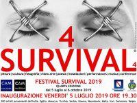 Casoria: inaugurato il festival 'Survival 2019'
