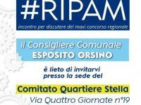 Comitato Quartiere Stella – Incontro su concorso #RIPAM