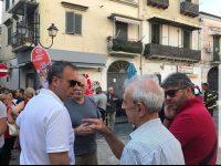 foto dalla pagina ufficiale del sindaco Raffaele Bene