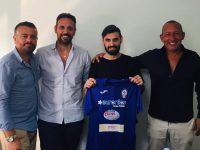 Casoria Calcio: Patrizio Ioio è il nuovo attaccante viola