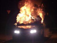 Incendio in viale Duca D'Aosta, nessun ferito