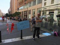 "Napoli: La protesta e ""La stesa dei reggiseni"""