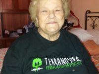 Una voce per Terranostra. La Signora Bramante Rita invia un messaggio di pace e solidarietà