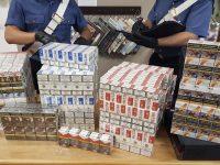 Afragola: 121 stecche di sigarette nell'armadio. Carabinieri arrestano due donne