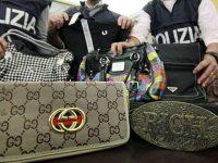 Actionday contro la contraffazione e l'abusivismo commerciale.