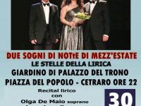 Per il duo lirico De Maio e Lupoli tanti nuovi impegni e successi