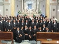 Casoria: è partito il capitolo generale delle suore vittime espiatrici di Gesù Sacramentato