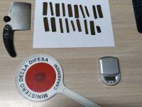 CASANDRINO: Spaccio di droga in Piazza Borsellino. Carabinieri arrestano 20enne
