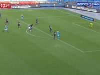 Esordio al San Paolo: Il Napoli batte 2-0 la Sampdoria