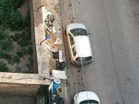 Viale Olimpico: i cittadini segnalano disagi
