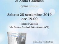 """Riceviamo e Pubblichiamo. """"La stanza nel cuore"""" di Anna Grazioso"""